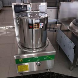餐用电磁炉专用煮炉不锈钢加厚桶底缩略图