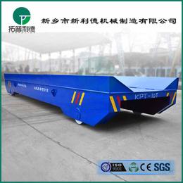 辽宁过跨车CAD图垂直转向无动力平板车免检设备