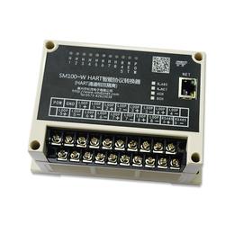 8通道HART转RS485协议信号全隔离转换器