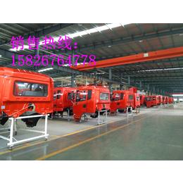 东风特商单桥160马力牵引车图片配置及厂家报价