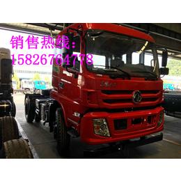 厂家直销东风特商单桥小马力牵引车适用于港口码头空箱转运