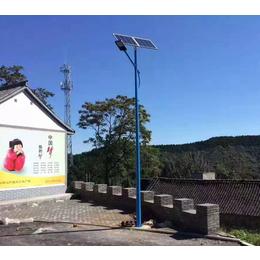 贵州农村太阳能路灯配置