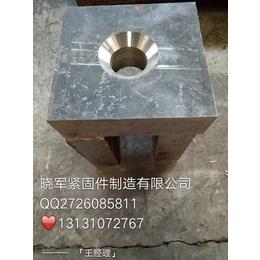 新疆巴音郭楞3225精轧垫板厂晓军精轧螺母对质量要求从未改变