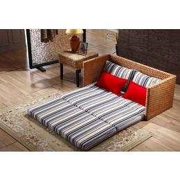 供应厂家直销105-2 折叠沙发床组合客厅多功能沙发床