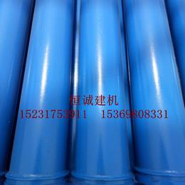 混凝土输送设备地泵管3米无缝低压地泵管125的地泵管子价格