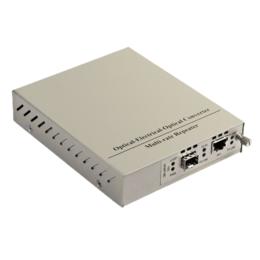 赛康SCM-BKT1LS万兆收发器10G光纤收发器