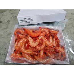 马来西亚进口冷冻活煮黑虎虾
