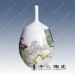 景德镇手绘陶瓷花瓶批发厂家手绘陶瓷花瓶图片