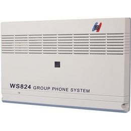 新餘國威WS824集團電話電話交換機