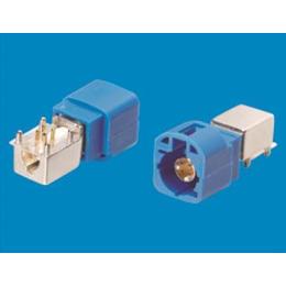 大众USB插座-深圳新宝来4P插座HSD连接器厂家-大众US