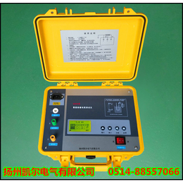 扬州凯尔电气超低价直销10KV数字绝缘电阻测 试仪 兆欧表