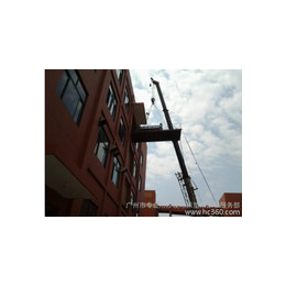 广州高层吊<em>机器设备</em>上楼