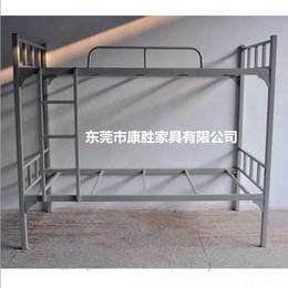 广东 批发佛山上下铺铁床坚固耐用南海学生宿舍用上下铺床