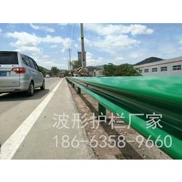 四川遂宁防护栏板报价_防撞护栏生产+图片