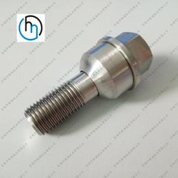 汽车改装配件定制汽车轮毂钛合金螺丝螺栓螺帽亚博国际版