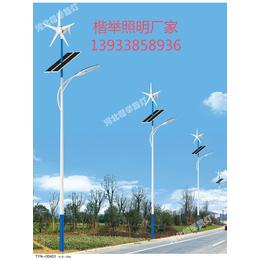 望都乡村5米太阳能路灯价格 楷举风光互补路灯厂家直销