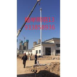 博野县农村6米太阳能路灯厂家 楷举牌风光互补路灯批发价格