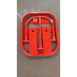 重O型车位锁小区内私自加装车位锁