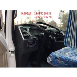 东风超龙7.5米厢式货车尺寸质量