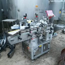 二手万博manbetx官网登录全自动立式圆瓶贴标机  GSJ-T-21200