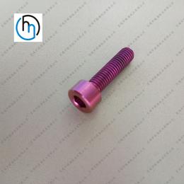 钛圆柱头内六角螺丝m4内六角螺丝非标螺丝螺栓定做厂家直销