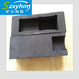 机器雕刻海绵EVA 高强度防震凹槽盒批发海绵片材卷材