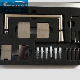 促销高难度精雕成型  EVA内衬植绒包装盒辅助包装海绵