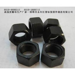 高强度螺母_8级螺母_10级螺母_永年高强度螺母生产厂家