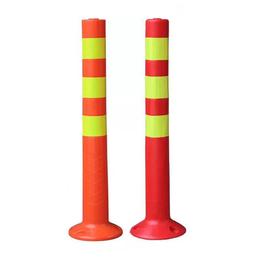 塑料警示柱道路标志柱路桩隔离柱防撞柱交通设施缩略图
