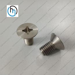沉头十字自攻螺丝定制非标十字沉头自攻钛螺丝钉 钛螺栓厂家直销