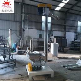 湖南长沙片材输送机 不锈钢螺杆上料机效率高