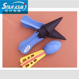 EVA加工定型内饰材料  XPE冷热压成型护膝玩具海绵