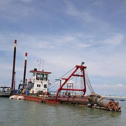 绞刀式挖泥船、台湾省挖泥船、永胜是****