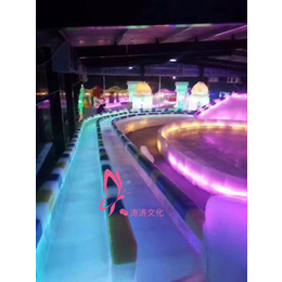 夏季大型冰雕展全套租赁活动策划冰雕现场制作高端出租