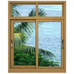 金兰斯盾门窗  T80A系列普通铝合金推拉窗