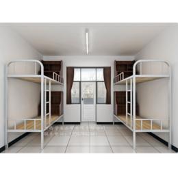 学生学校床宿舍双层铁床