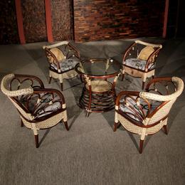 供应厂家直销3013-4 阳台客厅花园庭园休闲古凳家具