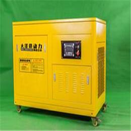 宾馆应急25千瓦柴油发电机