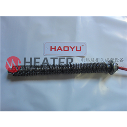 电热管生产厂家昊誉非标定制220V翅片式电热管质保两年寿命长