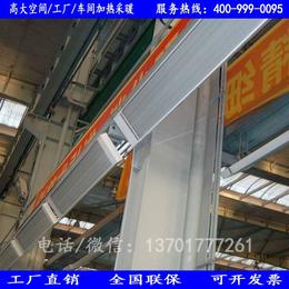 赤峰市 辐射节能采暖器 悬挂式辐射取暖器 SRJF-40
