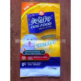 厂家供应沧州宠物用品包装袋-八边封袋子