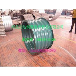 热浸塑大口径钢质波纹管