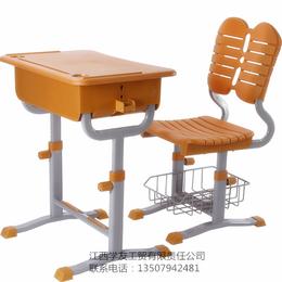 學校學生課桌椅升降式單人課桌椅縮略圖
