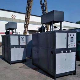 模板行业燃气模温机免办证的导热油锅炉 模温机