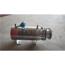 生产厂家昊誉非标定制压缩空气加热器质保两年使用寿命长