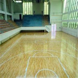 运动场木地板室内篮球馆专用