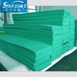 翠绿色EVA包装内衬盒 显卡包装内托海绵规格尺寸 厂家直销