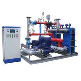 浅谈板式换热机组的主要结构优势