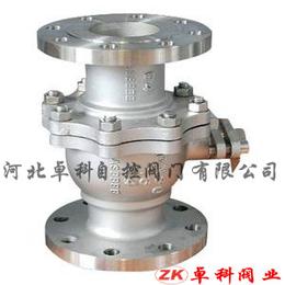 济南厂家生产 Q41F铸钢球阀 法兰连接硬密封阀 价格批发缩略图