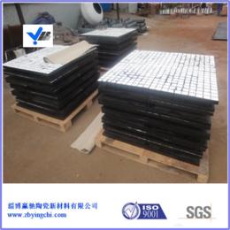 淄博赢驰氧化铝陶瓷橡胶三合一复合板